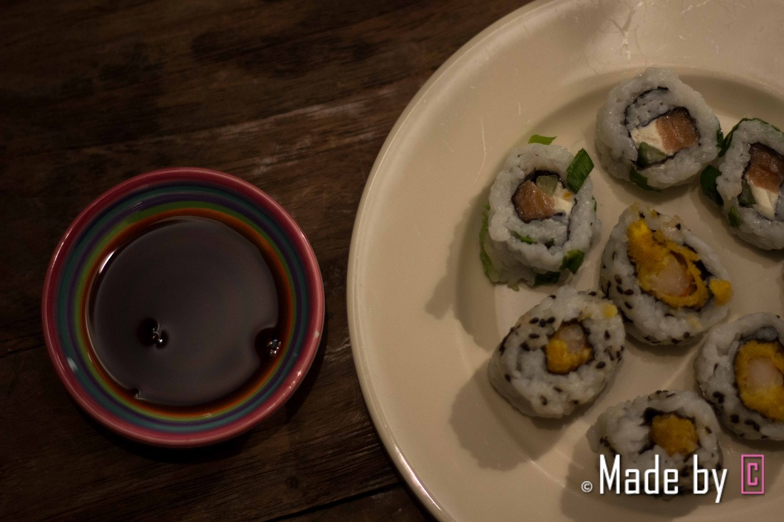 Sushi - © Made by C | Fotografie